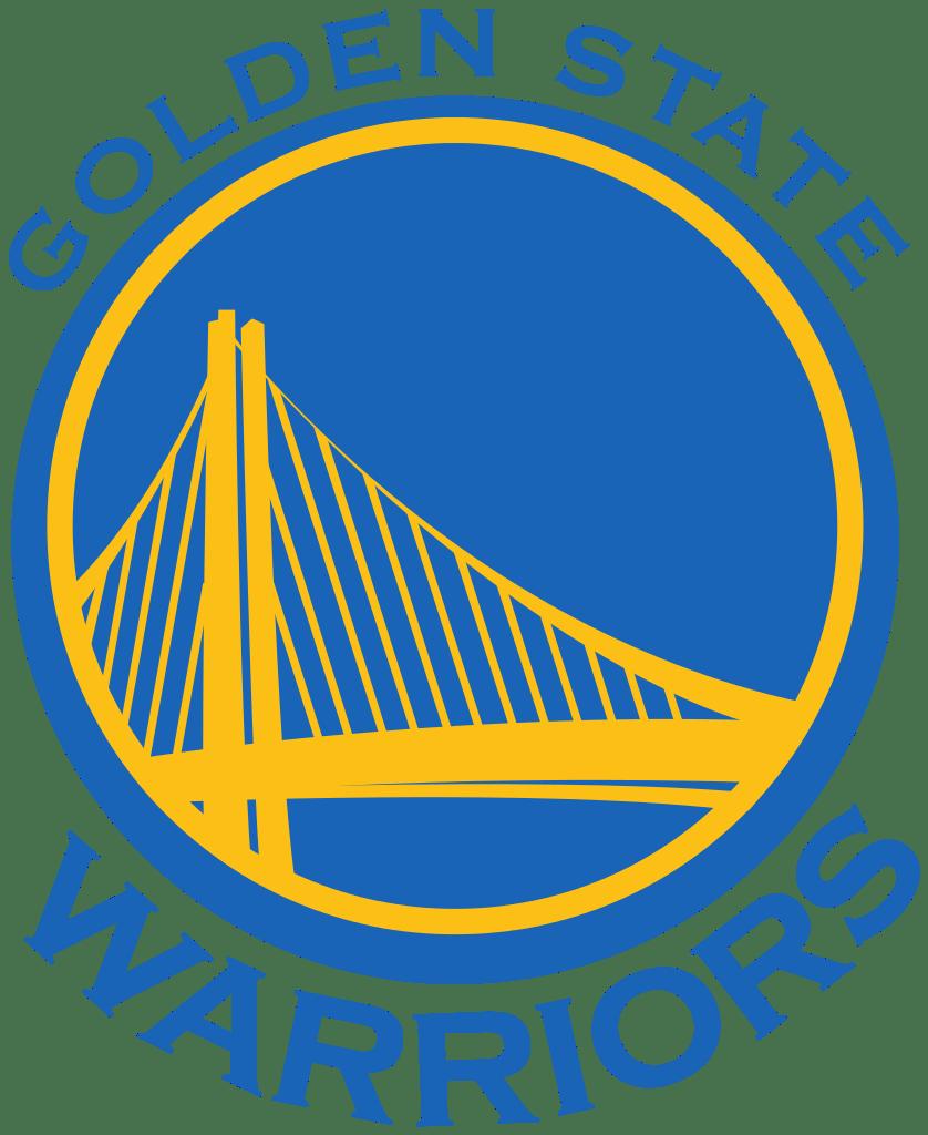 Golden State Warriors Logo transparent PNG.