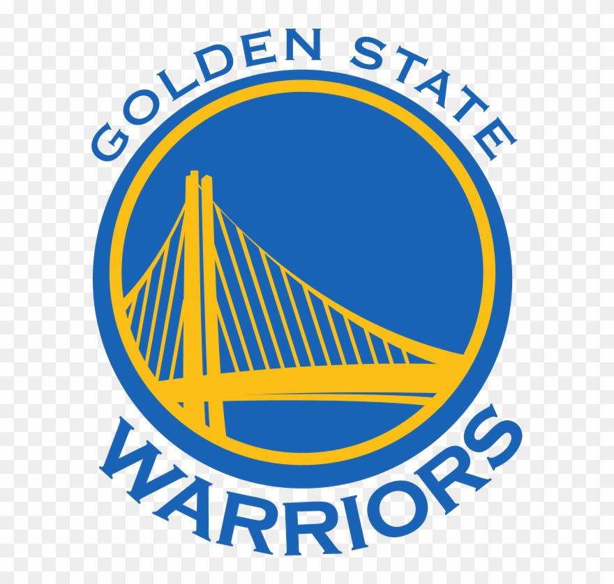 Golden State Warriors Logo Clipart (#3642505).