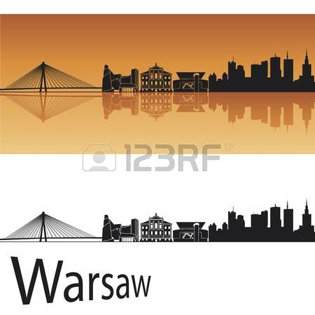 99 Warsaw Skyline Cliparts, Stock Vector And Royalty Free Warsaw.