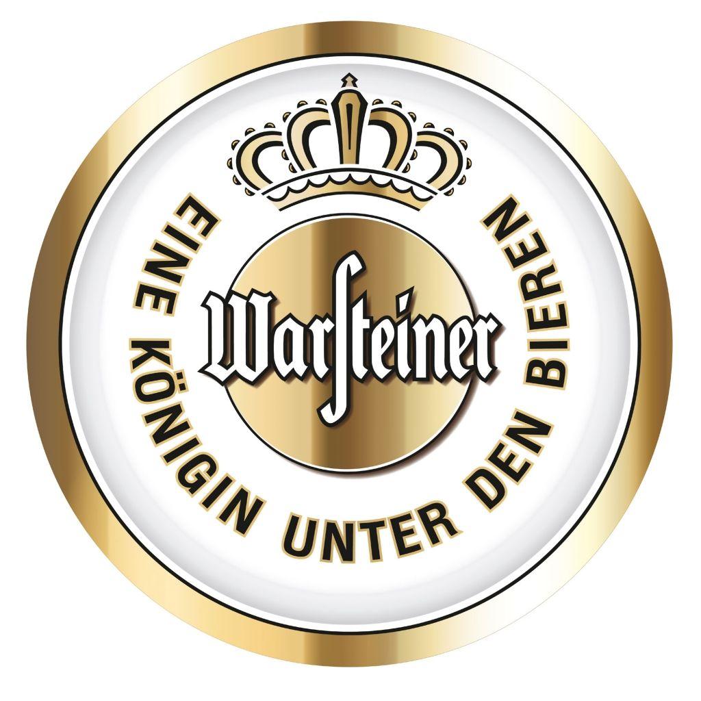 Warsteiner Logo.