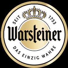 Warsteiner.