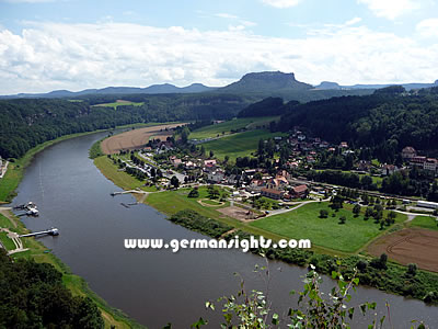 Saxon Switzerland, Germany.