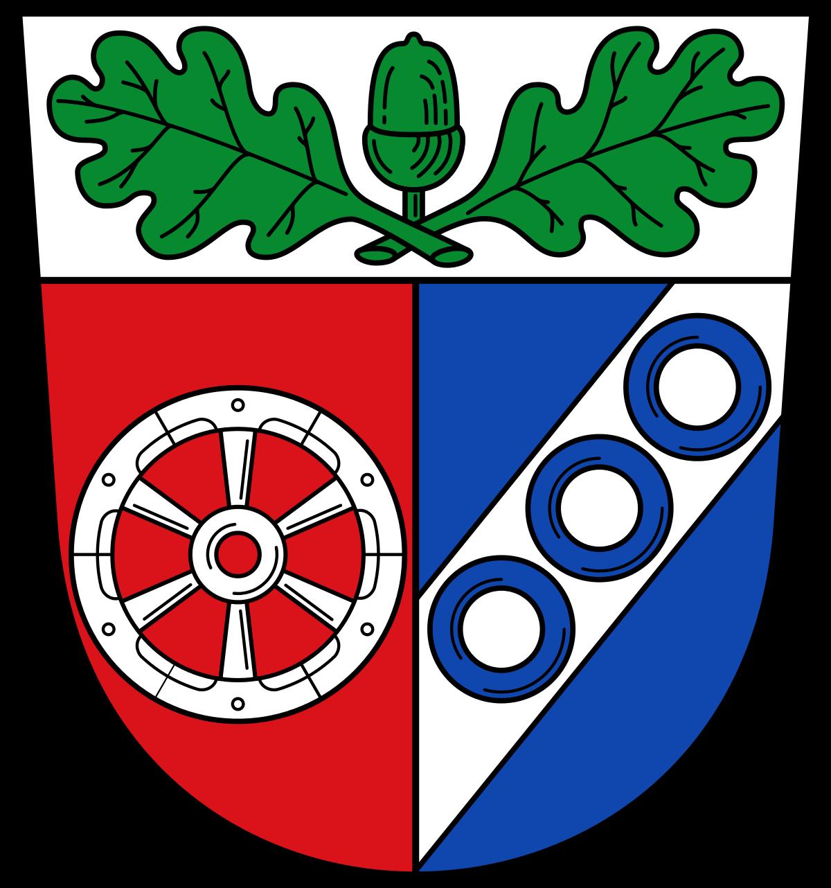 Distrikto Bad Kissingen.