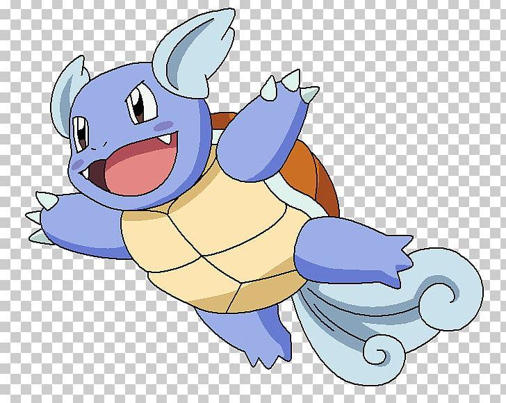 Pokémon GO Wartortle Squirtle Blastoise PNG, Clipart, Art.