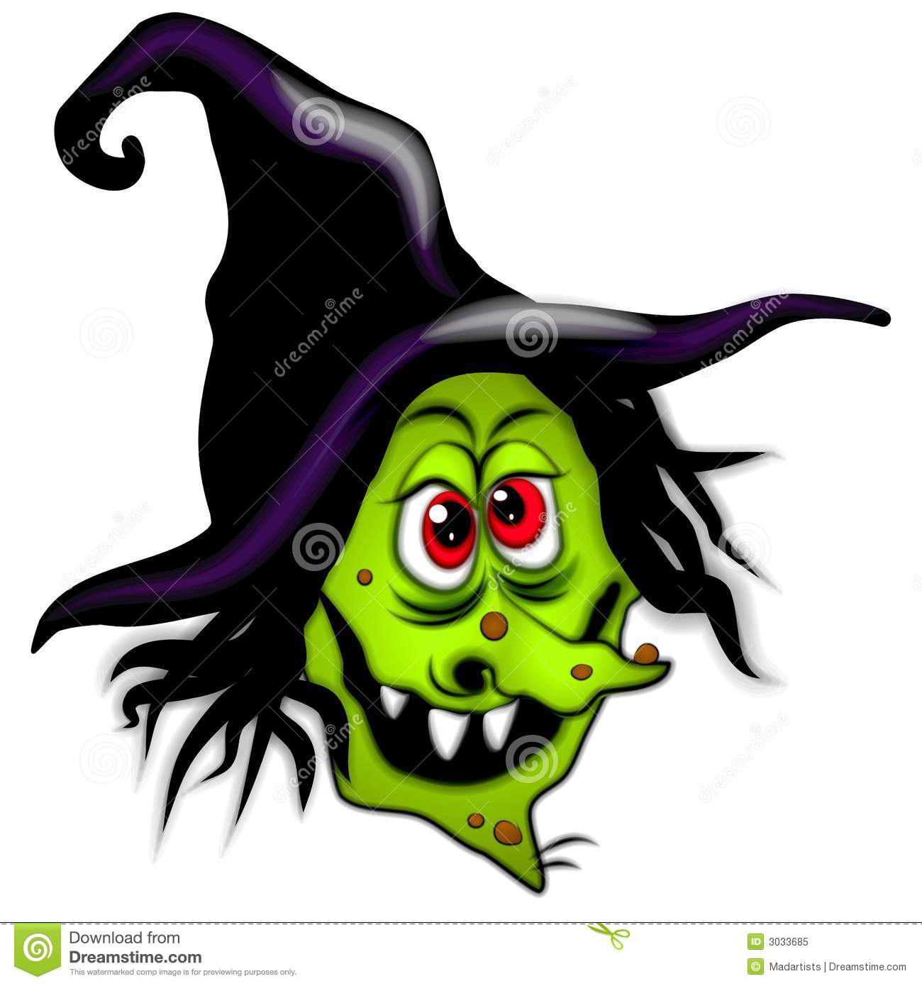 Witch Wart S Clipart.