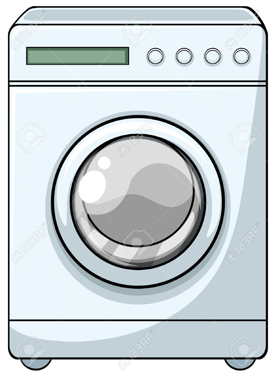 Waschmaschine clipart 2 » Clipart Station.