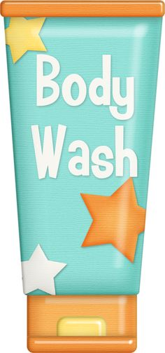 Wash Body With Soap Clipart Clipground