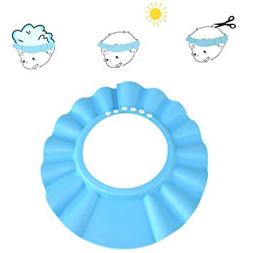 Amazon.com : Sealive Baby Bath Shower Cap, Shampoo Visor.