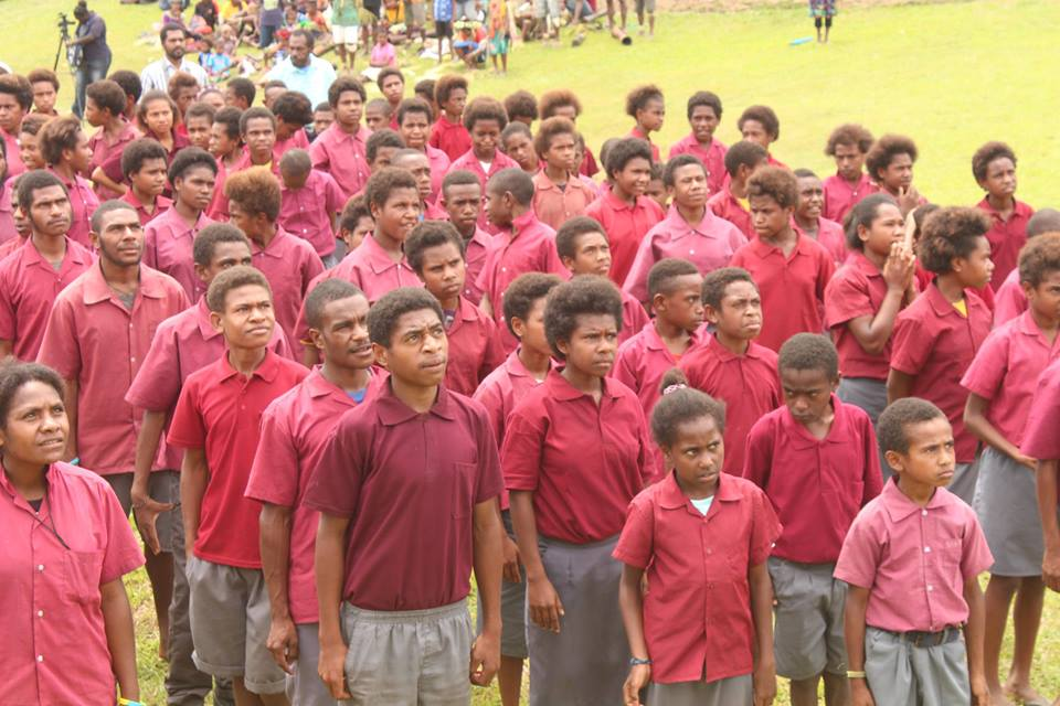 PNG Education Dept prioritizes W.A.S.H Policy.