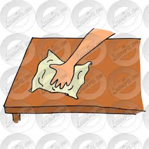 Wash Table Clipart