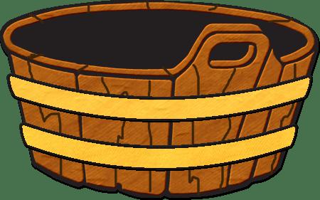 Wash tub clipart 3 » Clipart Portal.