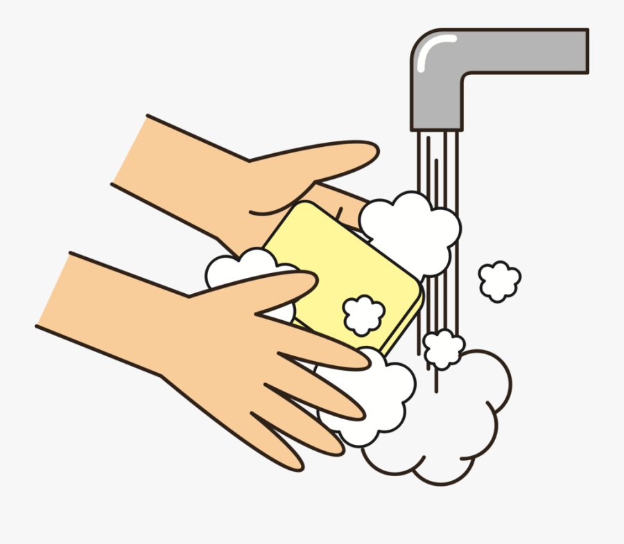 Clip Art Wash Your Hands Free.