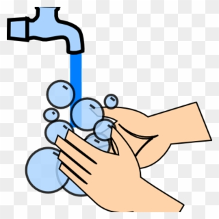 Free PNG Wash Hands Clip Art Download.