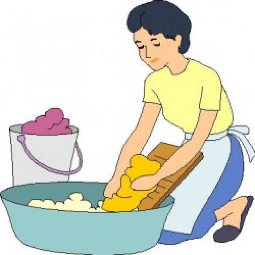 Washing clipart - Clipground
