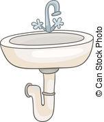 Sink Vector Clipart EPS Images. 5,892 Sink clip art vector.