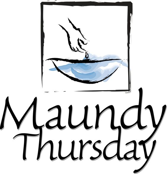 images of MAUNDY thursday IN CLIP ART.
