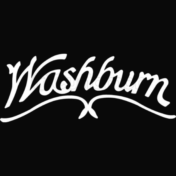 Washburn Guitars Logo Apron.
