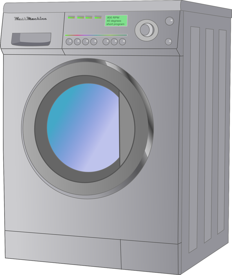 Washing Machine Clipart Images.