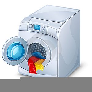 Free Clipart Washing Machines.