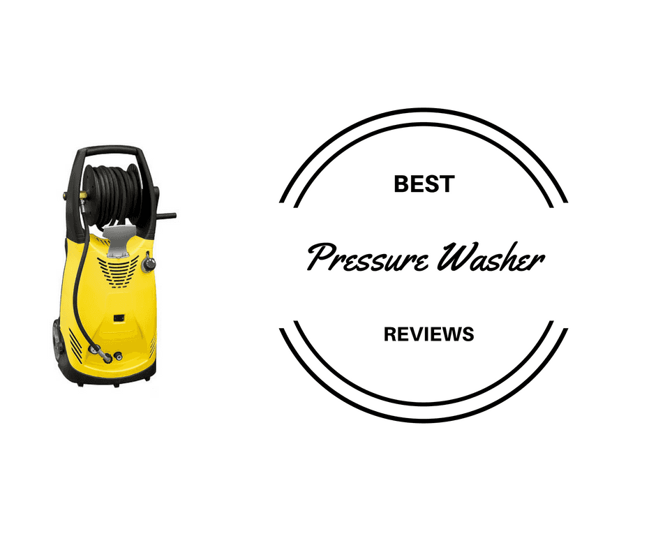 Best Pressure Washer Reviews.