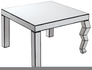 Clipart Wash Table.