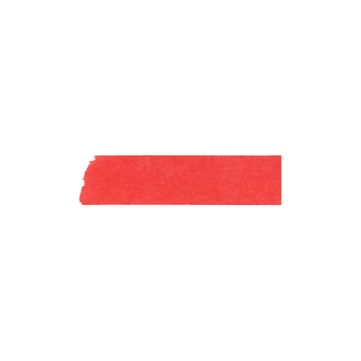 MASTE Washi Tape 15mm Solid Red.