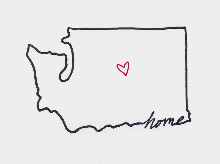 25+ best ideas about Washington Tattoo on Pinterest.