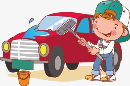 Washing car clipart 2 » Clipart Portal.