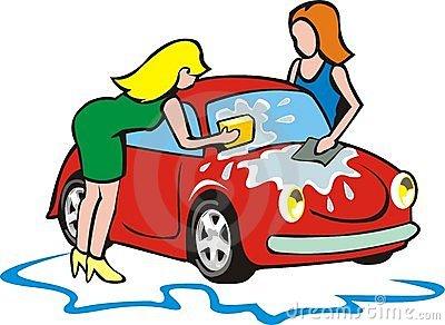 Free Car Wash Clipart.