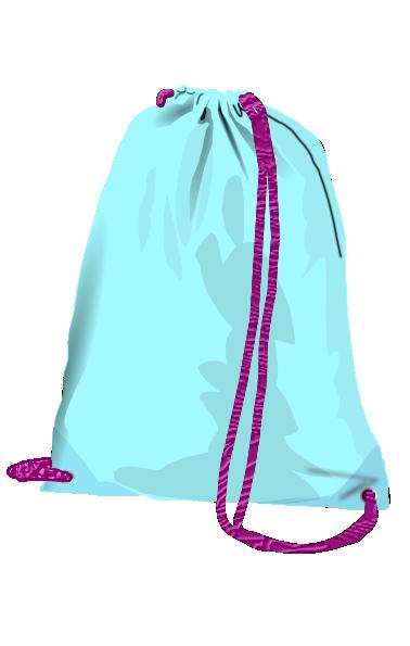 Laundry Bag Clip Art.
