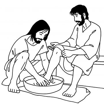 1000+ images about Jesus washing Feet on Pinterest.