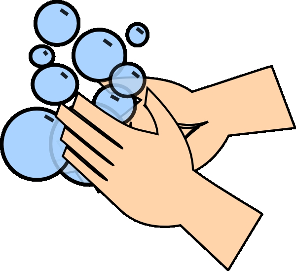 Hand Washing Clip Art Free.