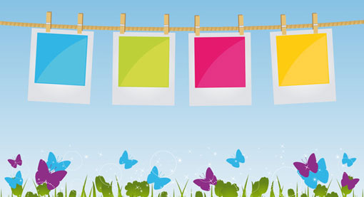 Clipart washing line.