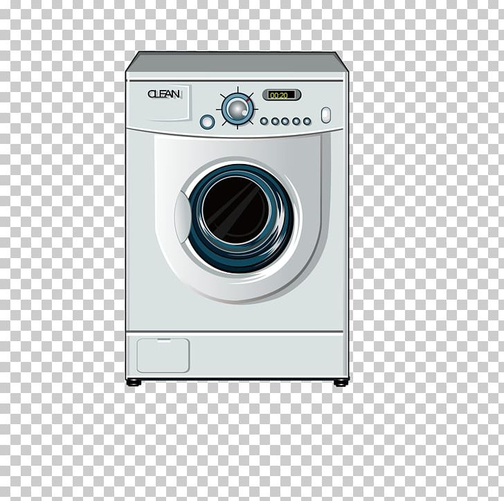 Washing Machine Clothes Dryer Home Appliance Combo Washer.