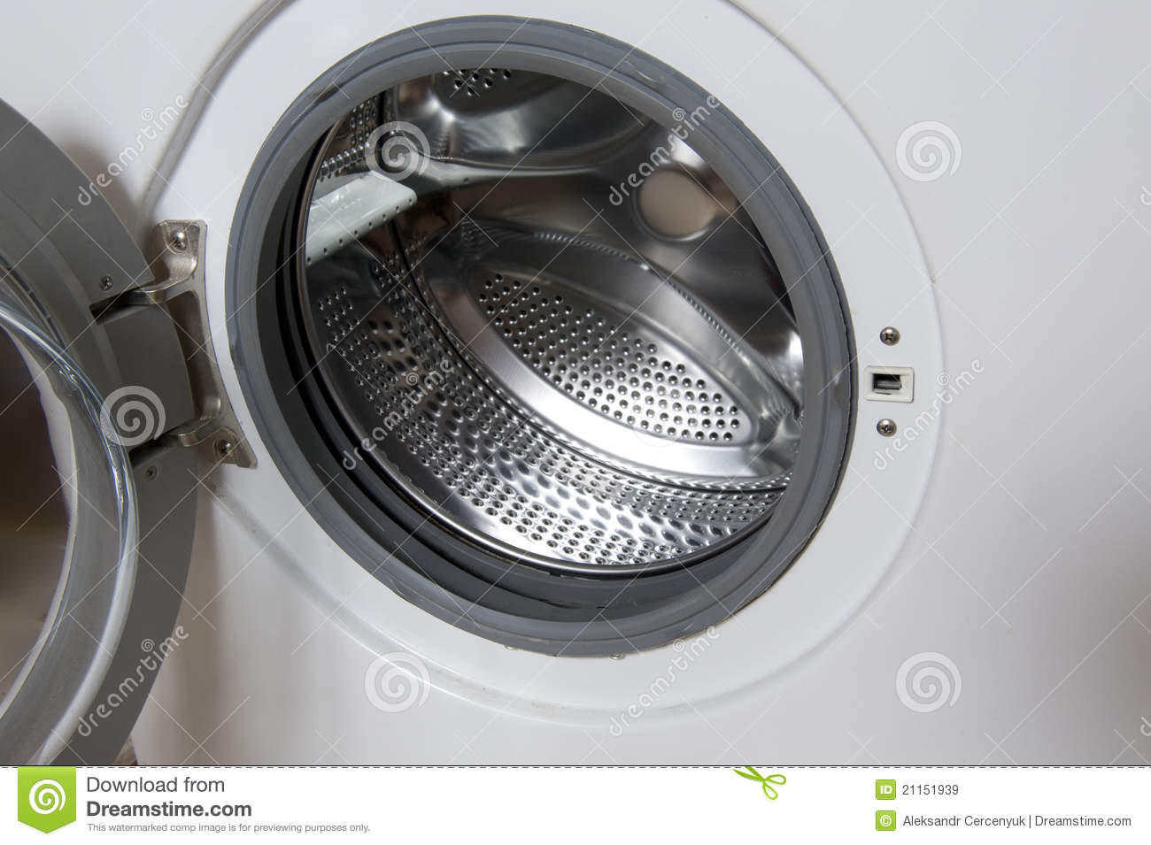 Washing Machine Drum Royalty Free Stock Images.