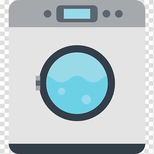 Washing machine Laundry Icon, washing machine transparent.