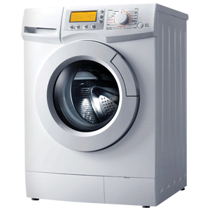 Washing Machine PNG Image Without Background.