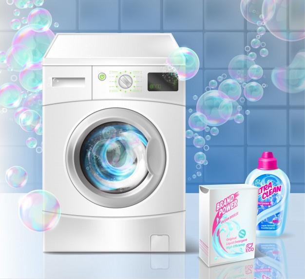 Washing Machine Vectors, Photos and PSD files.