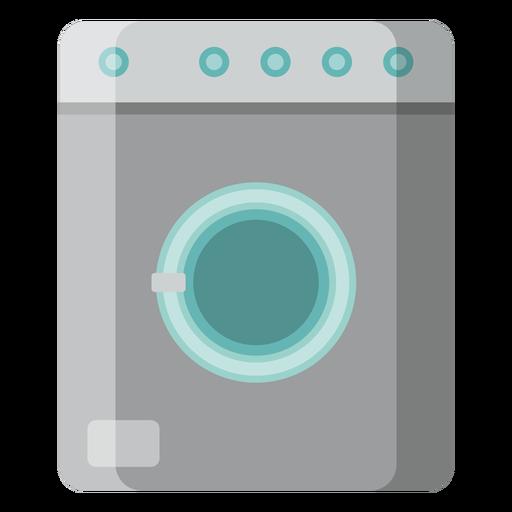 Washing machine icon kitchen.