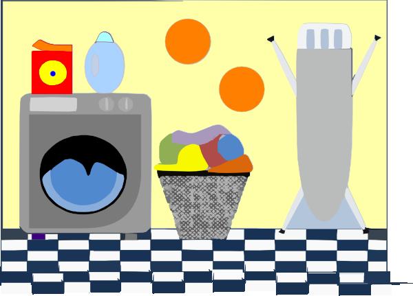Laundry Room Clip Art at Clker.com.