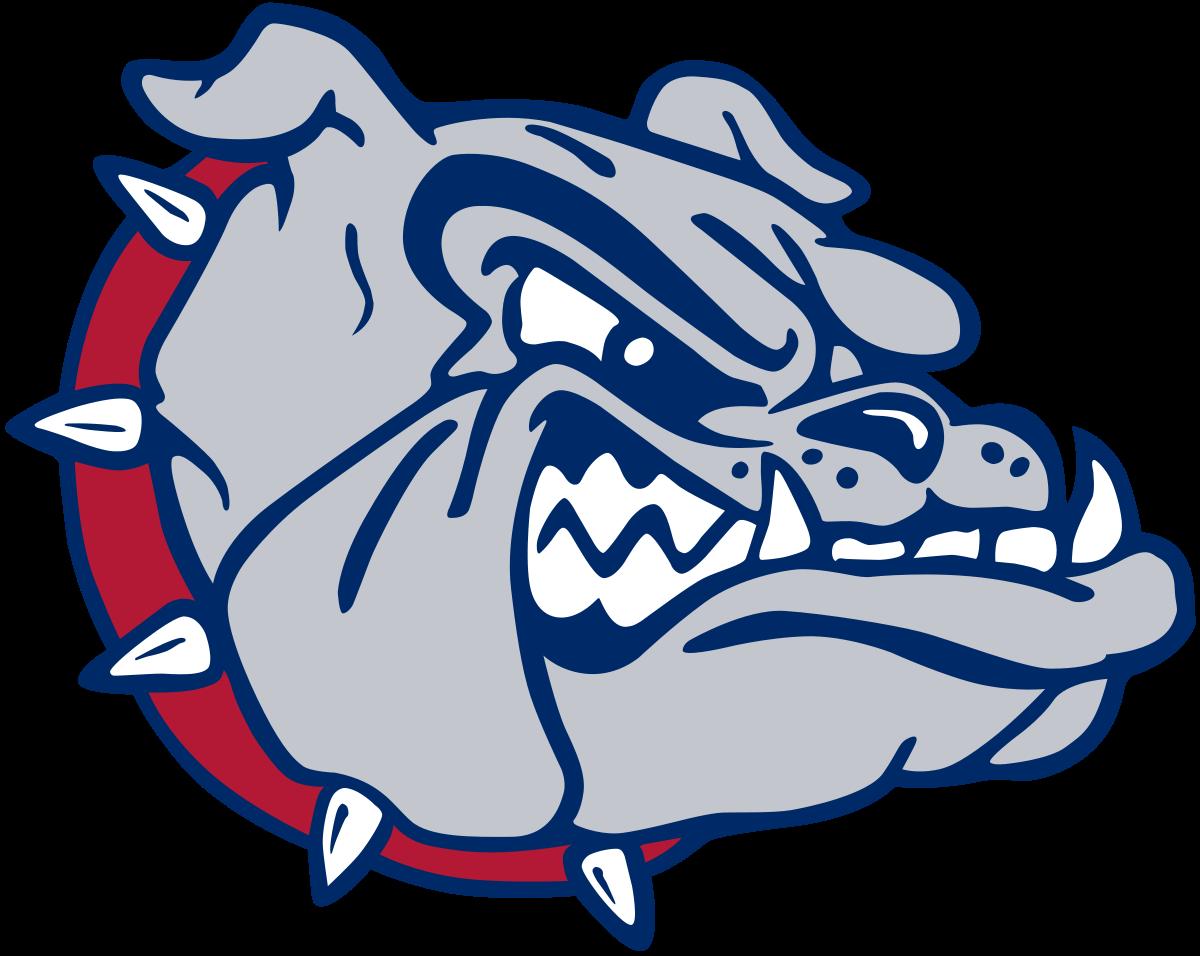 Gonzaga Bulldogs.