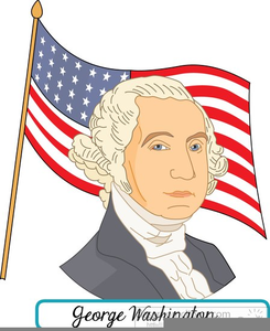 Clipart George Washington.