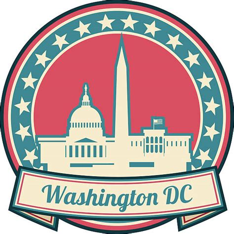 Washington DC Clip Art.