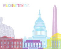 Washington Dc Stock Illustrations.