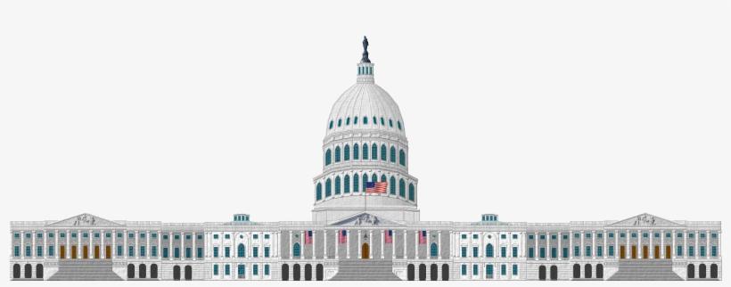 Drawing Buildings Washington Dc.