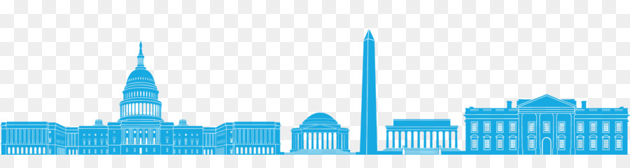 Washington Dc Skyline png download.