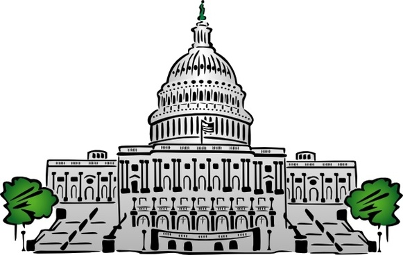 Washington dc capitol free vector download (48 Free vector.