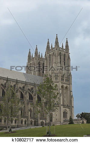 Picture of Washington National Cathedral k10802717.