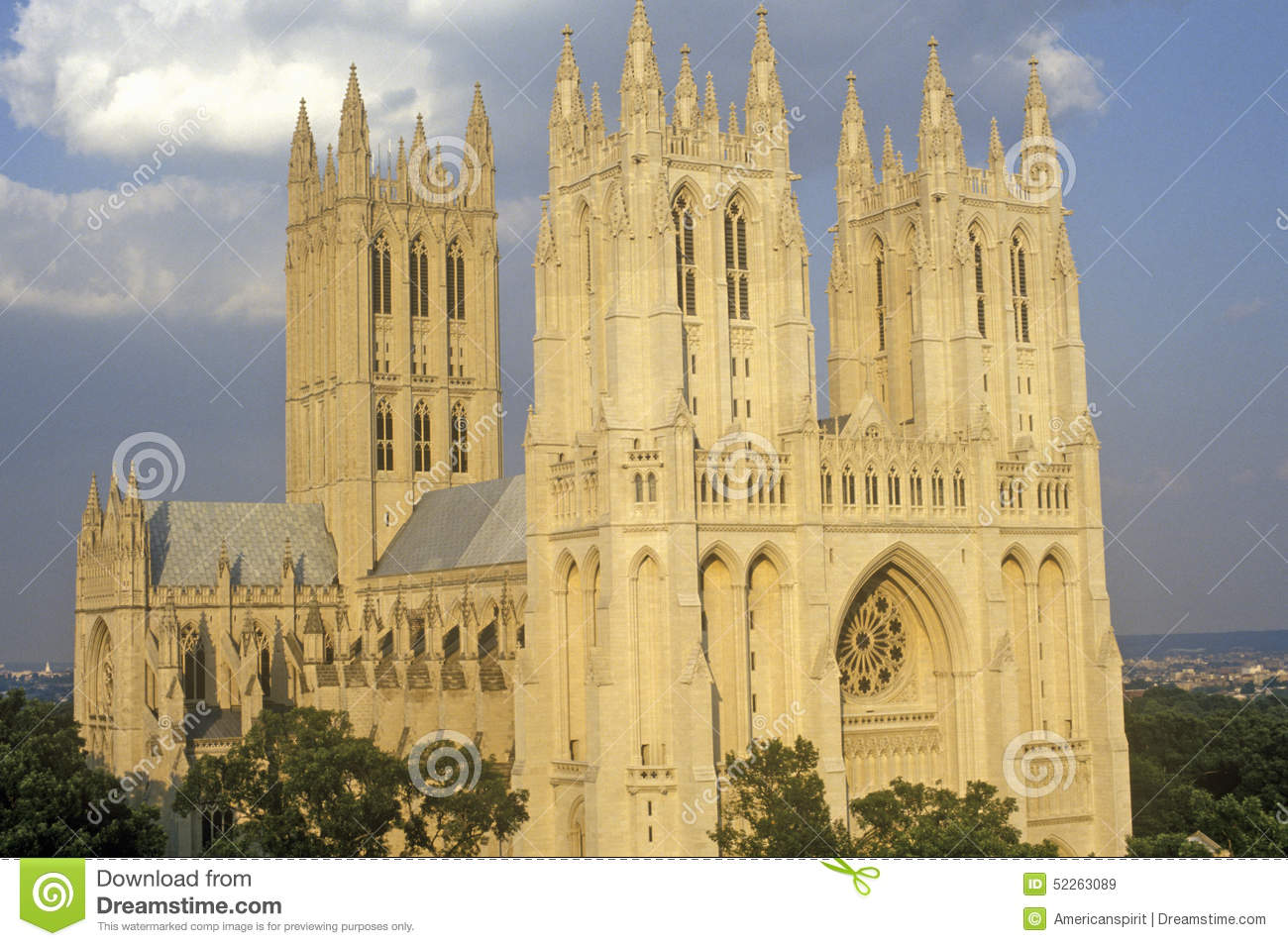 Washington National Cathedral, Officially The Cathedral Church Of.