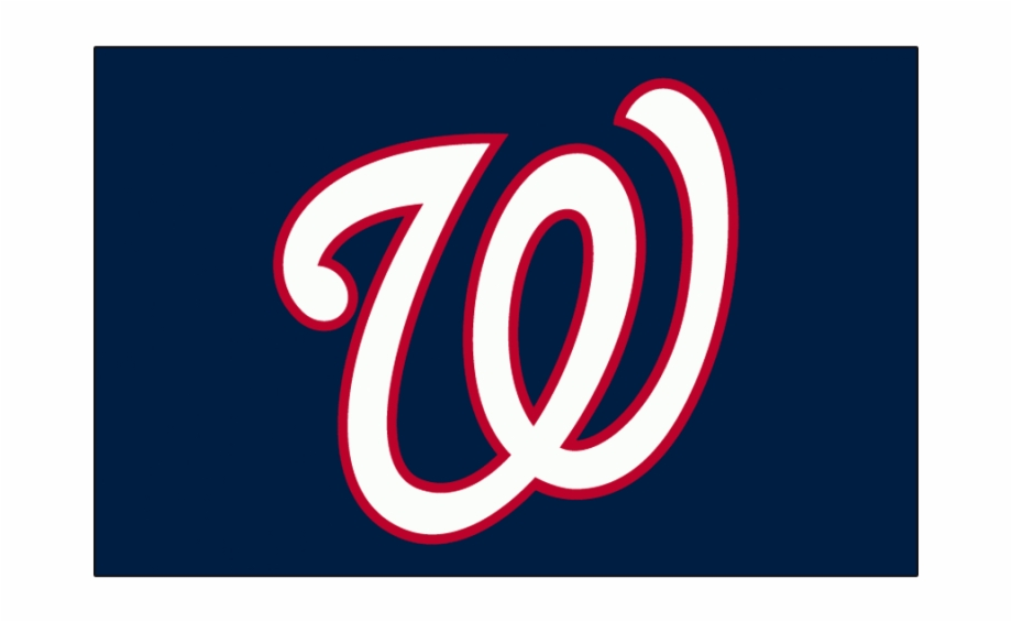 Washington Nationals Iron On Stickers And Peel.